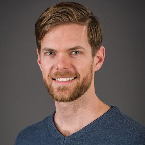photograph of Dr. Scott Bevz