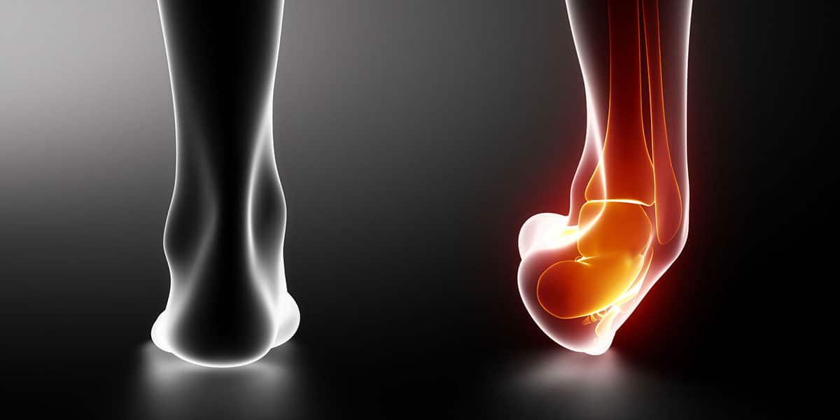 ankle pain ourchiro